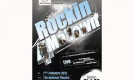 """""""Rockin 4 Mo'town"""" at National Theatre in Accra"""