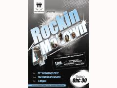 """Rockin 4 Mo'town"" at National Theatre in Accra"