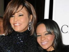 Whitney Houston's daughter is with family – Rep