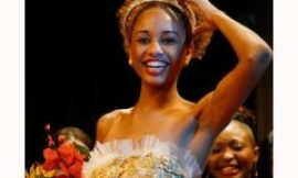 Vanny Reis, Miss West Africa International Sets her Goals for 2012