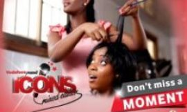VODAFONE ICONS MIXED EDITION TAKES OFF