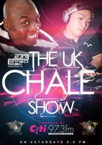 """233 Connect, CITI FM present """"The UK Chale Show"""""""