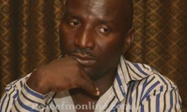 "Socrates Safo: ""Ban Anybody Who Uses Drugs"""