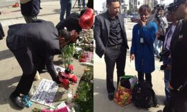 Majid Michel Pays A Special Tribute To Whitney Houston