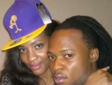 Flavour of 'Ashawo' Fame Proposes To US Based Singer