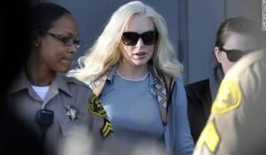 Lindsay Lohan's enters probation 'homestretch'
