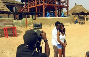 Sarkodie Confesses To Kissing Efya