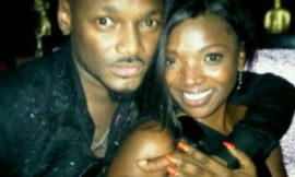 Annie Macaulay Speaks About Her Valentine Gift From 2Face Idibia