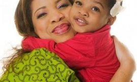 Nigerian Actress: My Daughter Does Not Know Who Daddy Is
