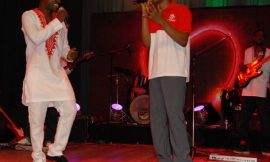 "Highlife Legend Kwadwo Akwaboah Gets Support From Vitamilk At ""Love Nite"" Concert"