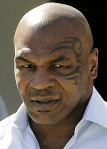 Mike Tyson Goes Berserk
