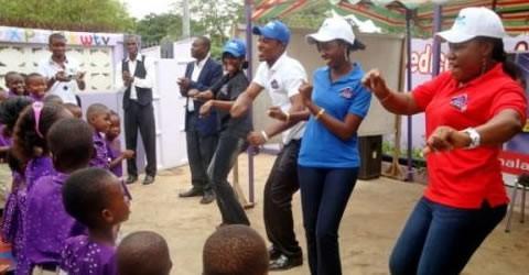 H4P Crew holds malaria seminar to mark first anniversary