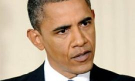 Barack Obama I'm Praying for Bobbi Kristina (Whitney Houston Daughter)
