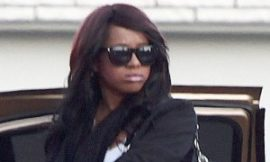 Bobbi Kristina Found Getting High After Whitney's Funeral?