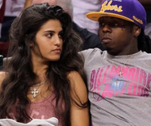 """Lil' Wayne """"Proposes"""" To His Girlfriend on Valentine's Day"""