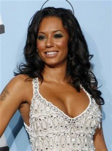 Mel B Announced As Co-Host of Dancing With The Stars in Australia
