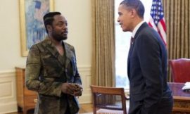 "Will.i.am Says Obama Isn't A ""Magic Man"""