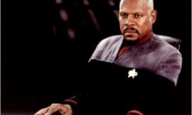 "Star Trek's ""Capt. Benjamin Sisko"" Charged With DUI"