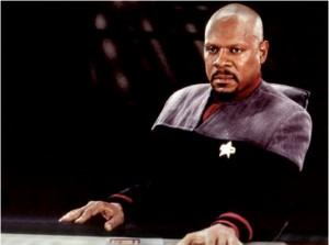 "Star Trek's ""Capt. Benjamin Sisko"" Charged With DUI"