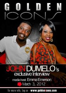 John Dumelo (Video: Interview Highlight, Birthday/Fashionline Launch)