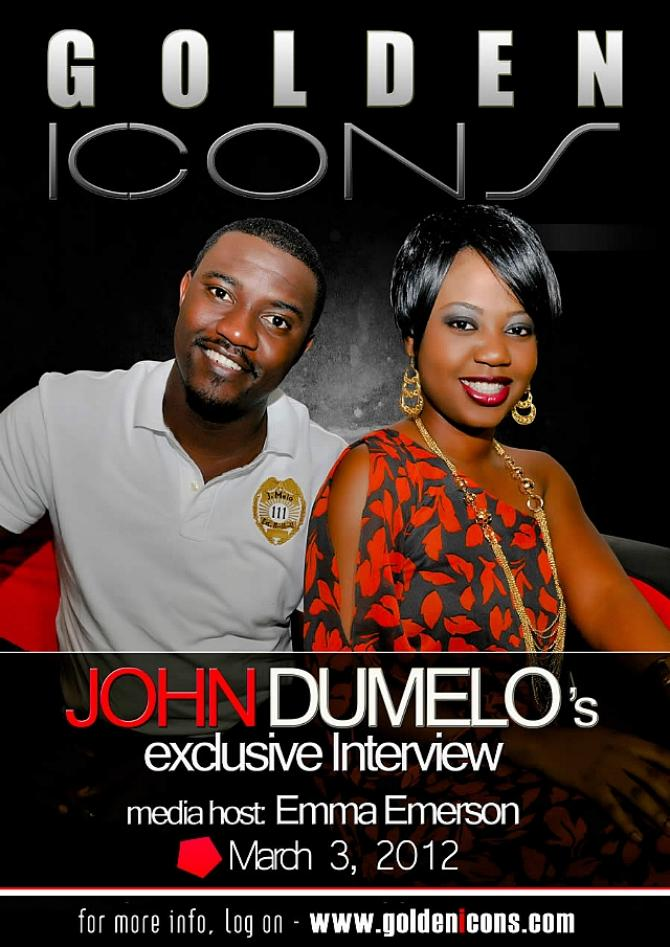 John Dumelo (Video: Interview Highlight, Birthday/Fashionline Launch)