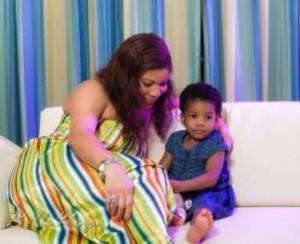 MONALISA CHINDA'S DAUGHTER MARKS BIRTHDAY