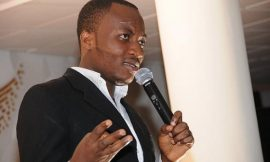 DKB, Ghana's New King Of Comedy