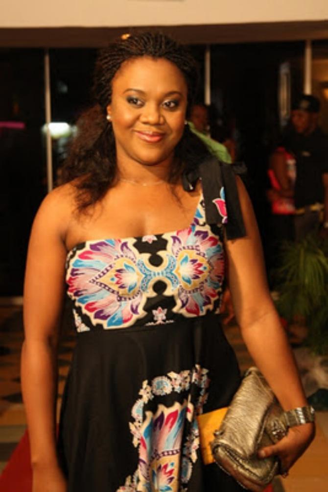 ACTRESS STELLA DAMASUS BECOMES WOMAN FOR AFRICA AMBASSADOR