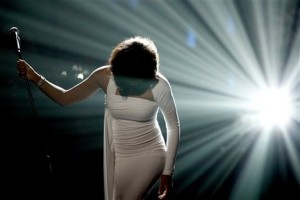 Whitney's Designer Clothes, Jewels Sparks Grave Robbing Fears
