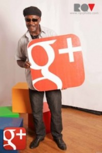 Google woos Ghanaian musicians to Google Plus