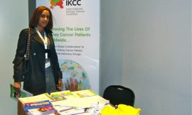 Juliet Ibrahim Shines At IKCC Conference In Rome