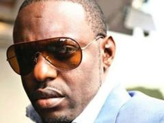 Jim Iyke escapes being mobbed by female fans
