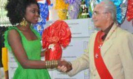 Becca Honoured