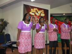 US Gospel Minister To Set Harvest Praise 2012 Agog