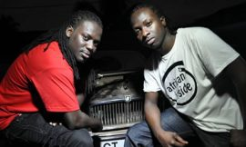 "Ghanaian Hiplife Duo KgPM Returns Azontified- ""Xtra Large"""