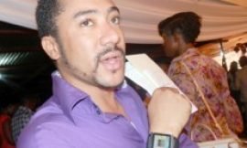 Majid Shows Off Expensive iWatch