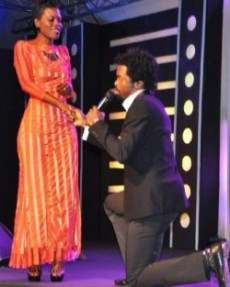 Basket Mouth Finds A Ghanaian Lover!