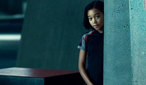 'Hunger Games' fans tweet displeasure over black actors
