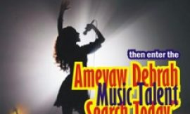 The 'Ameyaw Debrah Music Talent Search' Launched