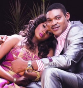 TOP ACTRESS OMOTOLA AND HUSBAND CELEBRATE 16 YEARS OF MARRIAGE