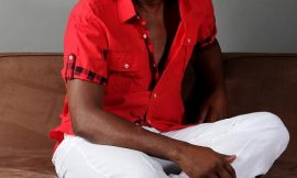 AMAICAN ARTISTE LINCOLN BROWN BRINGS HIS MUSIC TO GHANA