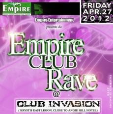 Empire Entertainment Celebrates 5 Years