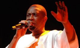 Youssou N'Dour to perform for new Senegalese president