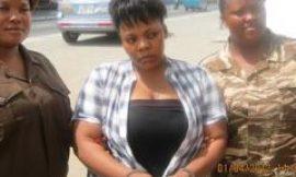 Celestine Donkor not in prison – Management dispels rumours