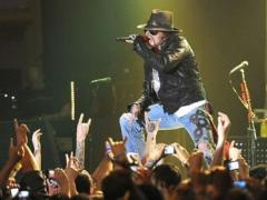Axl Rose declines Hall of Fame honour