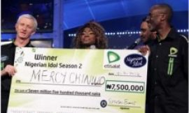 Moments Of Nigerian Idol Grand Finale {VIDEO AND PICTURES}