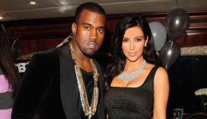Kanye admits he fell in love with Kim K. in song?