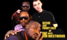 Keche, Funny Face And Gasmilla Talk Azonto To BBC's Tim Westwood