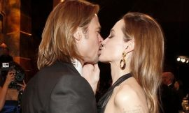 It's official: Brad Pitt, Angelina Jolie engaged