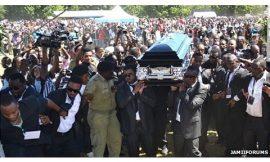 Tanzania mourns soap star Kanumba